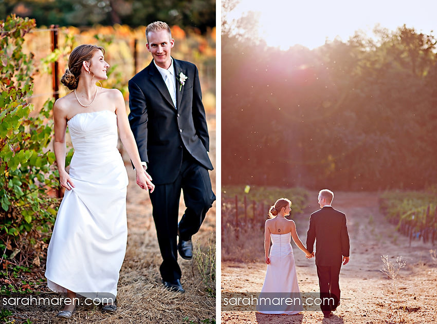 Shingle Springs Wedding - Sara and Dustin by Sarah Maren Photography