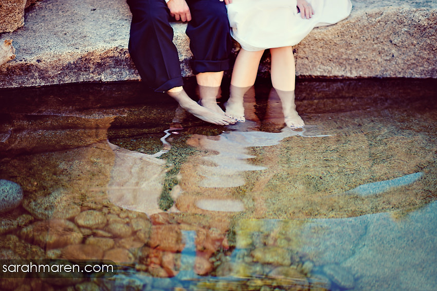 Photos After the Wedding - Sara and Dustin {day after session} by Sarah Maren Photography