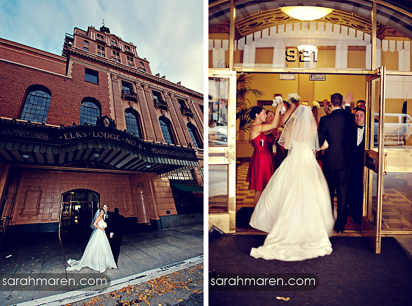 Holy Spirit Parish Wedding - Frances and Dan by Sarah Maren Photography