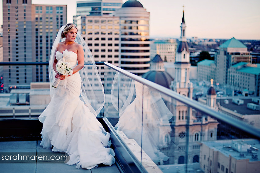 Citizen Hotel Wedding Photography by Sarah Maren Photography