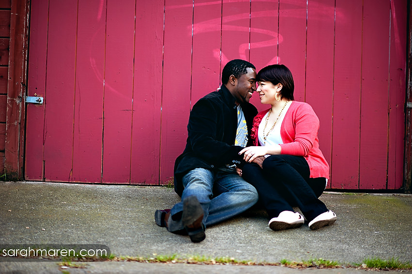 Sacramento Engagment Pictures by Sarah Maren Photography
