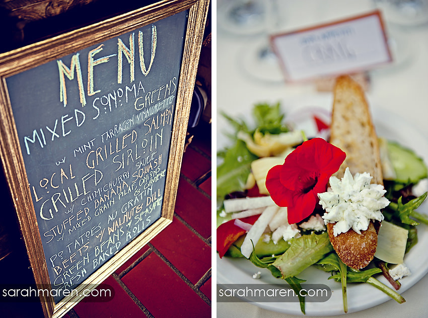 Sonoma California Wedding Details by Sarah Maren Photography