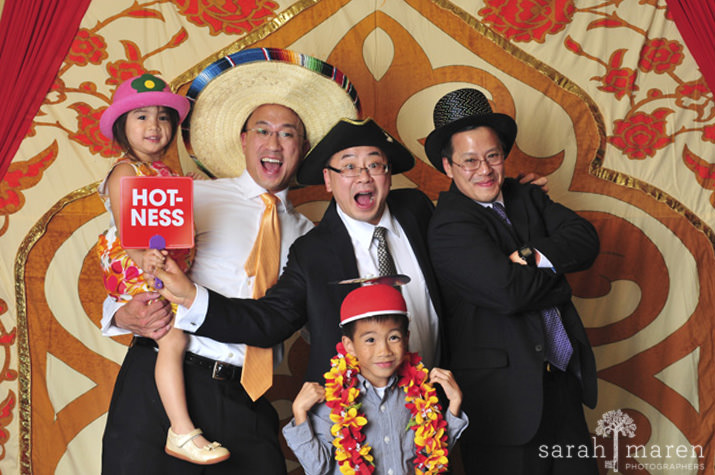 San Francisco Photo Booth by Sarah Maren Photography