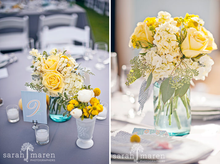 Dreamy Home Wedding by Sarah Maren Photography