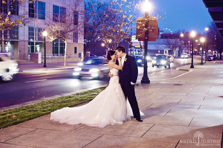 New Years Eve Wedding by Sarah Maren Photography