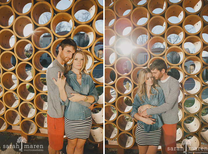 Grass Valley Engagement Session by Sarah Maren Photography