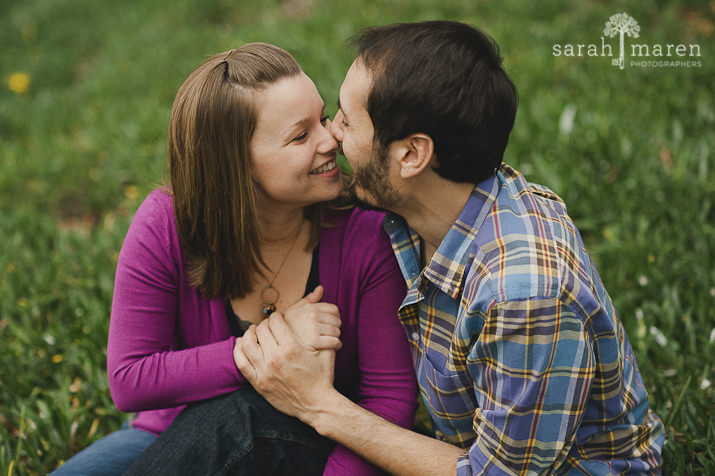 CSUS Engagement Session by Sarah Maren Photography