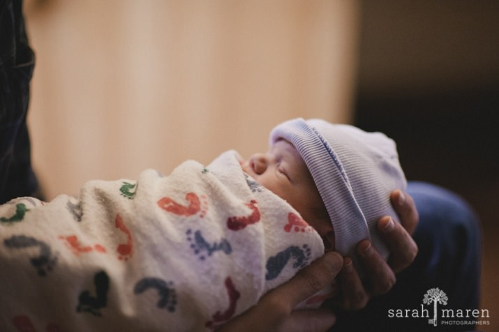 Welcome Everett by Sarah Maren Photography
