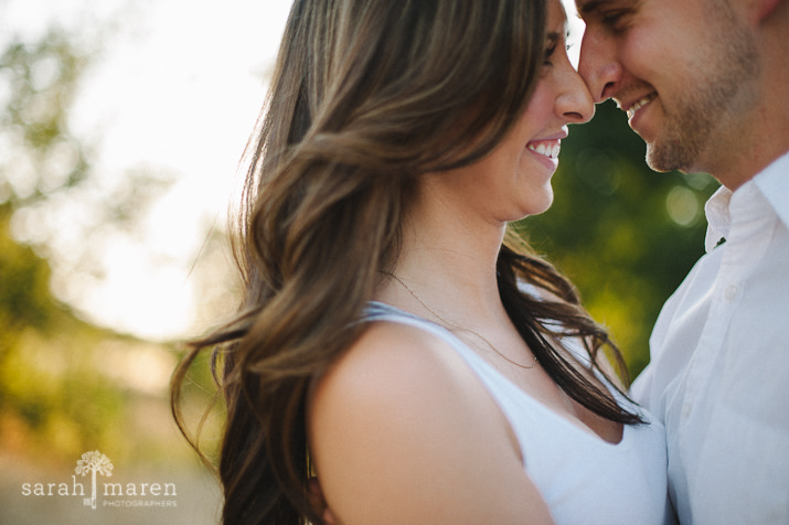 Wine Engagement Session by Sarah Maren Photography