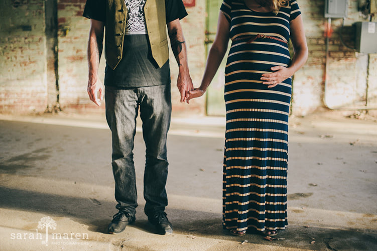 Lyndsay + Mike = Everly by Sarah Maren Photography