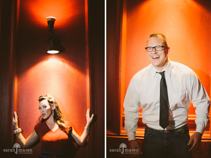 SUPER Engagement Session by Sarah Maren Photography