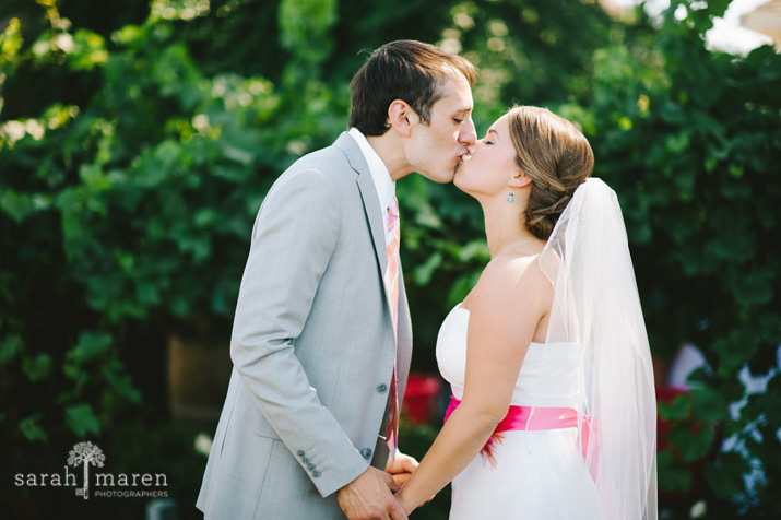 Colorful Love Fest Wedding by Sarah Maren Photography