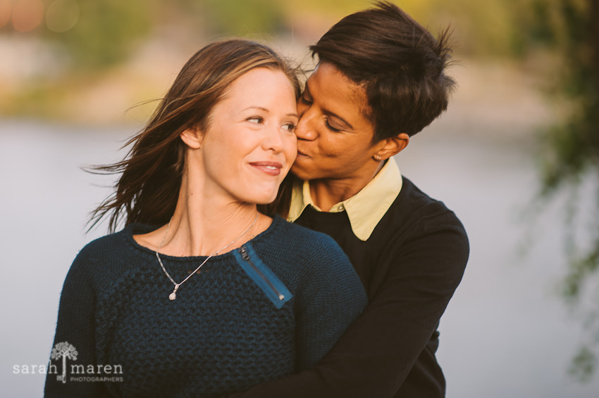LBGT Sacramento Engagement Session by Sarah Maren Photography