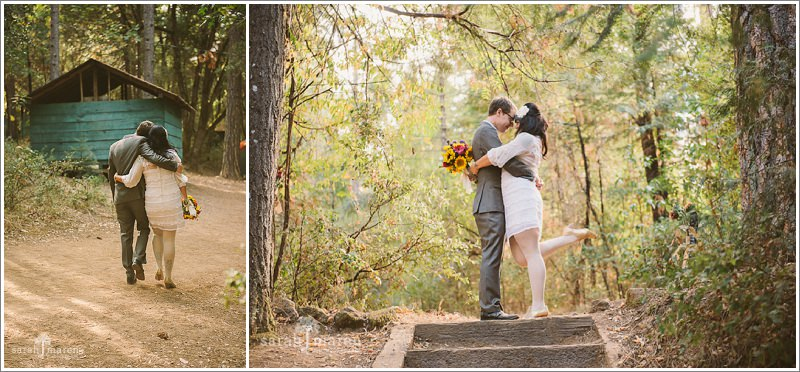 Camp Augusta Wedding - photo by Sarah Maren Photography