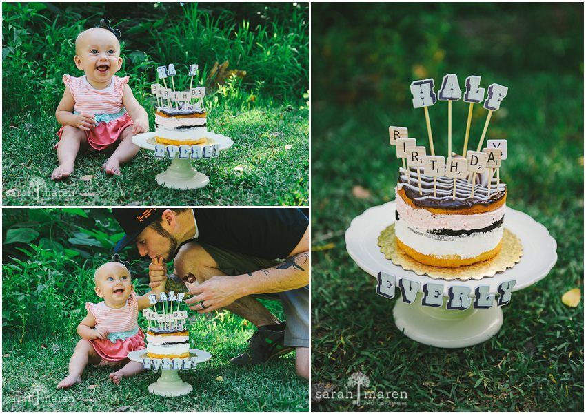 Family Baby Portraits by Sarah Maren Photography
