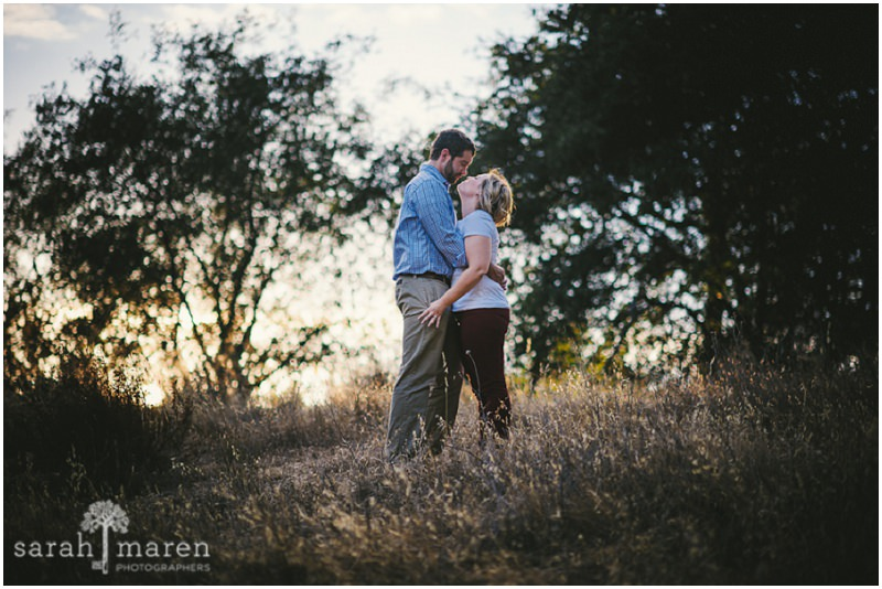 Engagement Session Brooke and Robert by Sarah Maren Photography