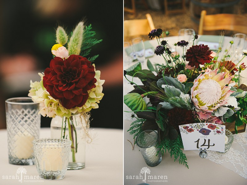 Wedding at The HideOut by Sarah Maren Photography