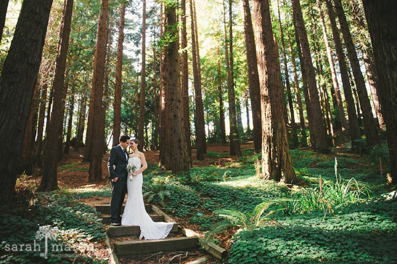 DIY Wedding At The Berkeley Botanical Gardens By Sarah Maren Photography