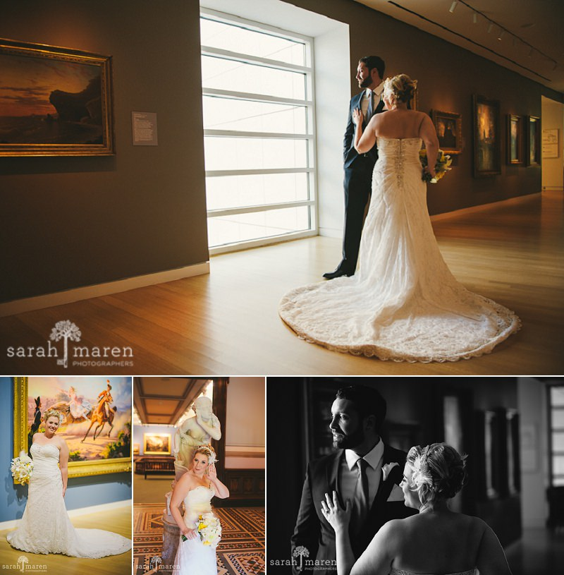Crocker Art Museum Wedding by Sarah Maren Photography