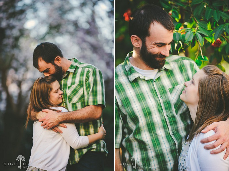 Sunny Sacramento Engagement Session - Sarah Maren Photography