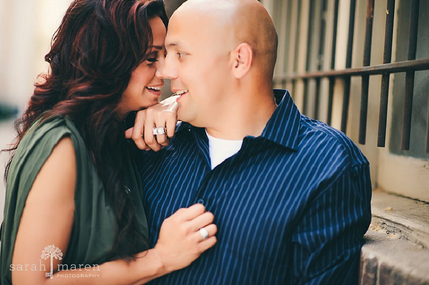 Sacramento Engagement Session by Sarah Maren Photography