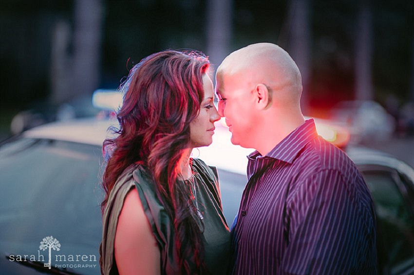 Downtown Sacramento Engagement Session by Sarah Maren Photography