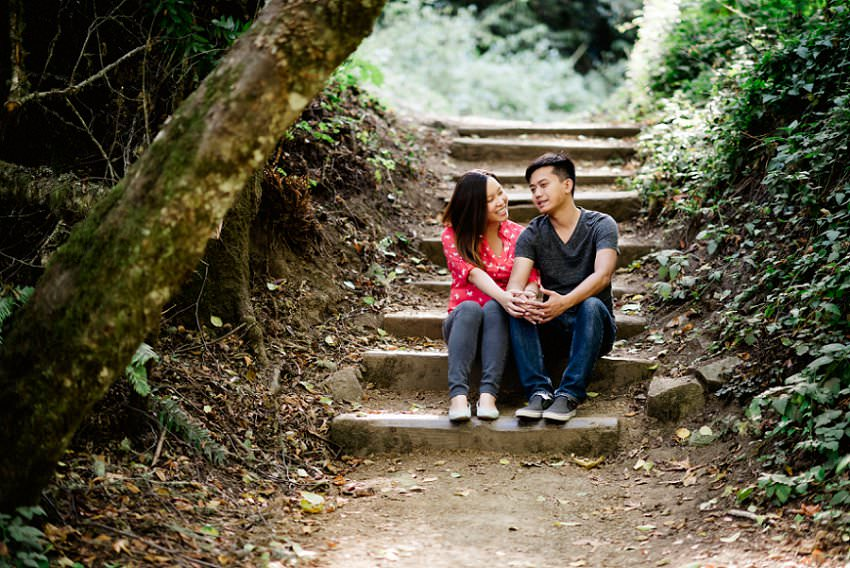 Muir Beach Engagement Session, Sarah Maren Photography, San Francisco Engagement Session, Muir Woods Engagement Session, Muir Woods, Muir Beach, California Engagement Session, Beach Engagement Session, How to look great for your engagement session, engagement session stlyle