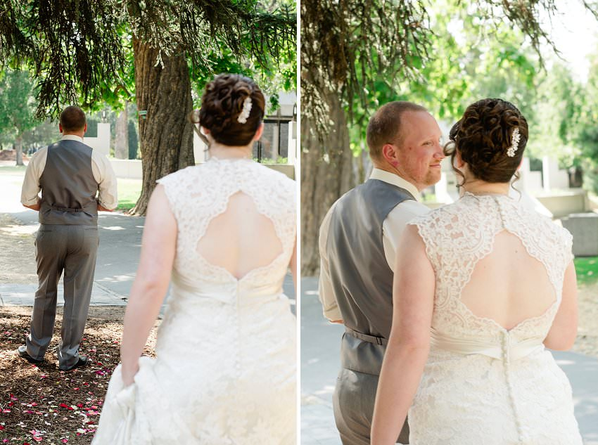 Sacramento Capital Park Wedding,