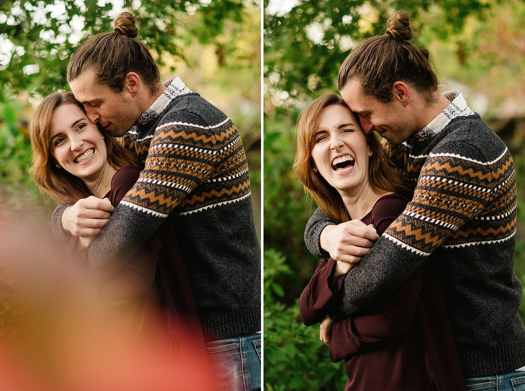 Intimate Engagement Session Inspiration