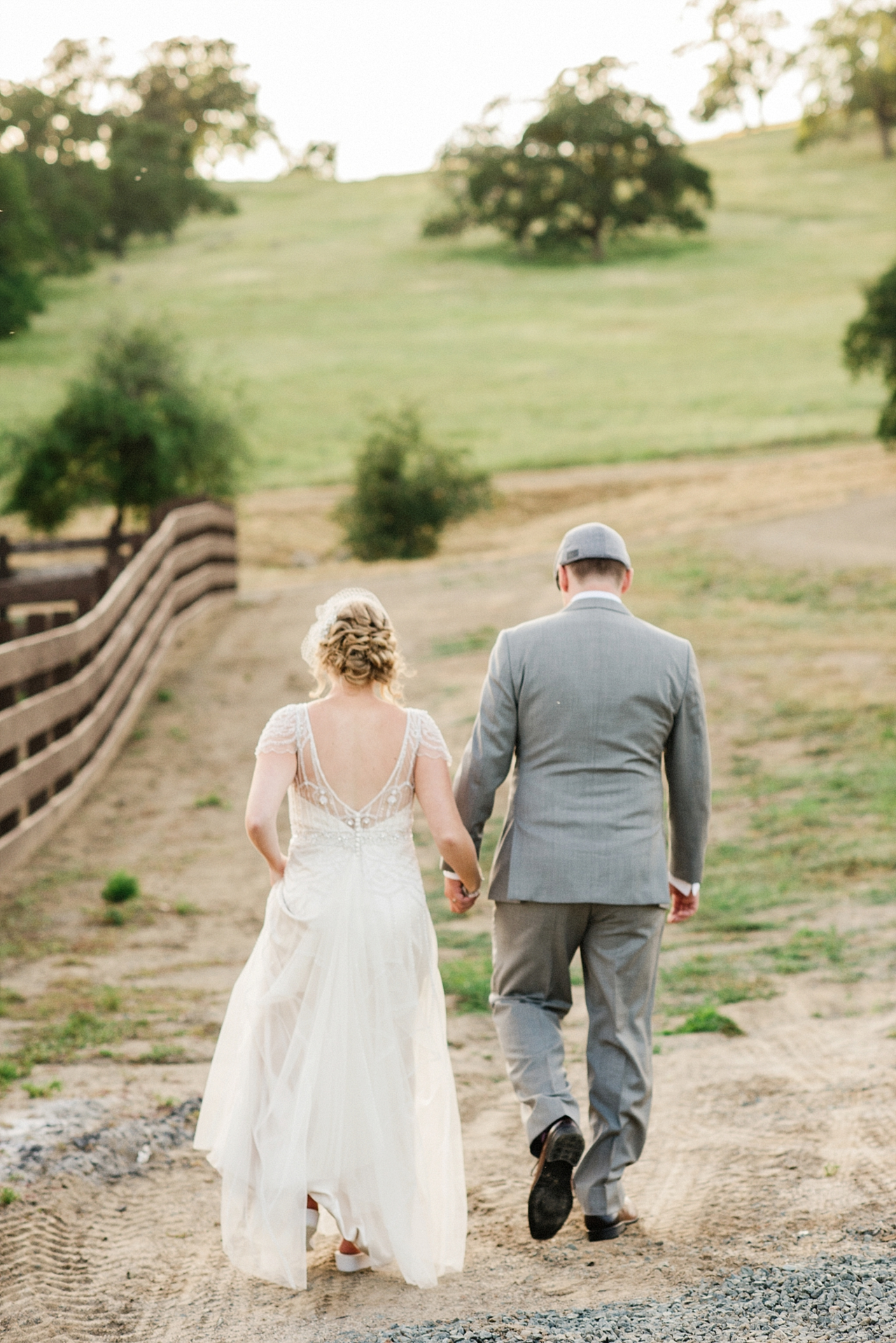 Rancho Victoria Vineyard Wedding