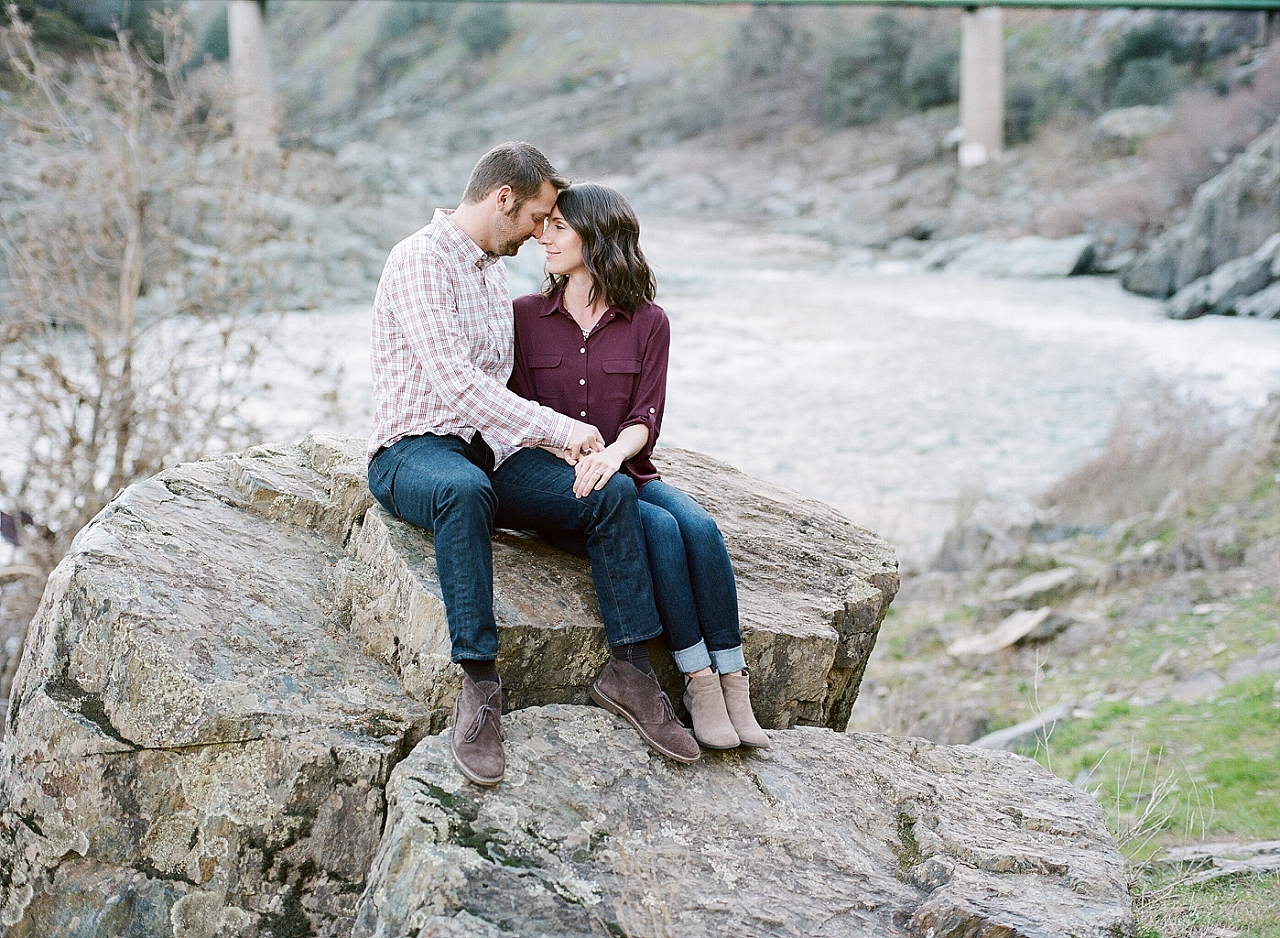 Sacramento Engagement Photos