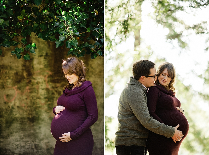 Bay Area Maternity Portrait Photographer