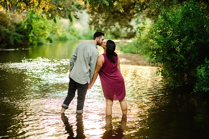 Engagement Session Roseville California