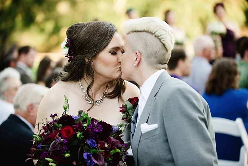 Sacramento LGBTQ Wedding Photographer