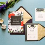 wedding invitations sacramento california - Sarah Maren Photography