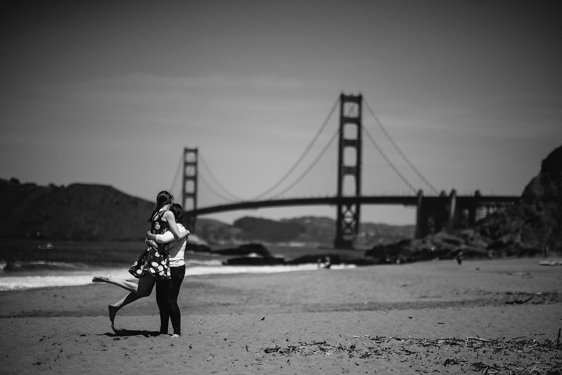 LGBTQ San Francisco Engagement Session - Sarah Maren Photography