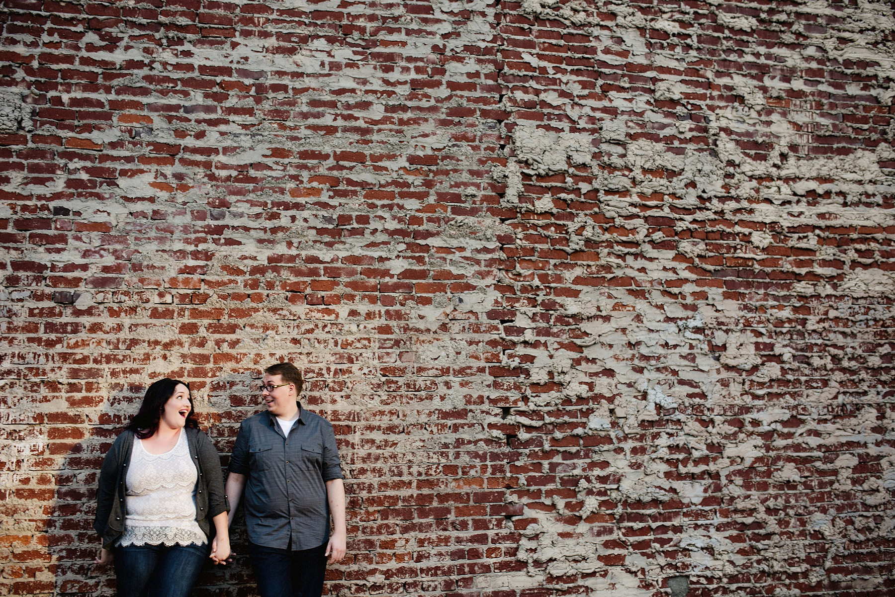 Midtown Sacramento Engagement Session