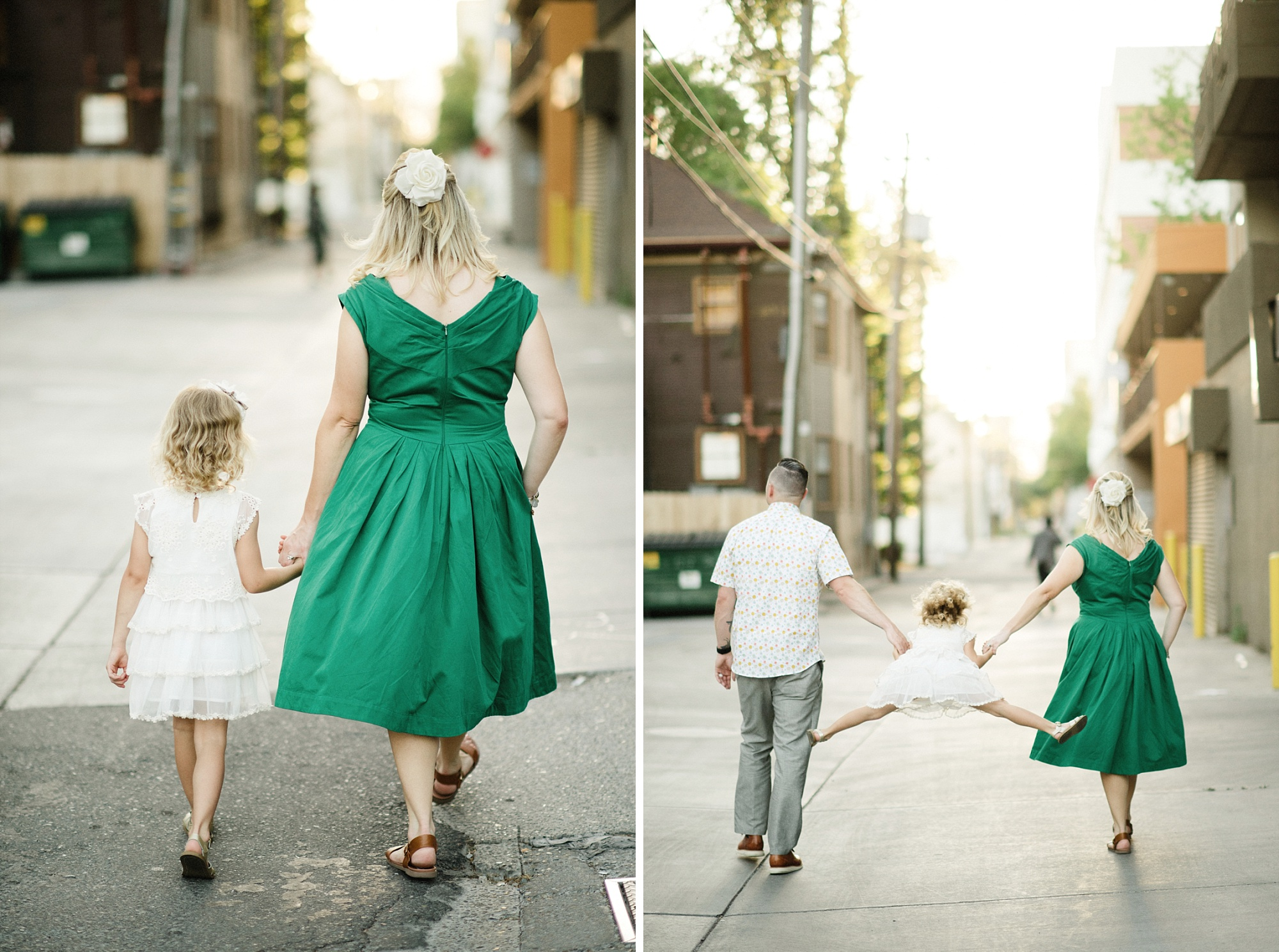 downtown sacramento family photographer - Sarah Maren Photography