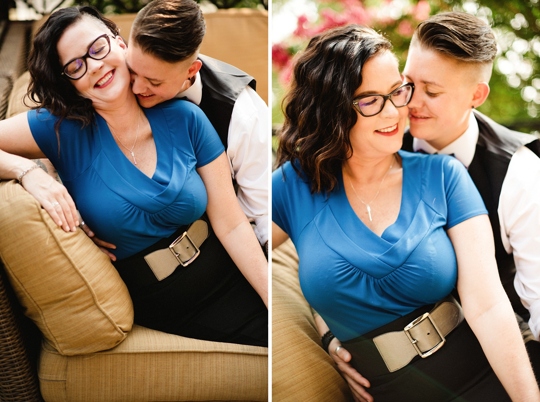 Roseville LGBTQ Engagement Session - Sarah Maren Photography