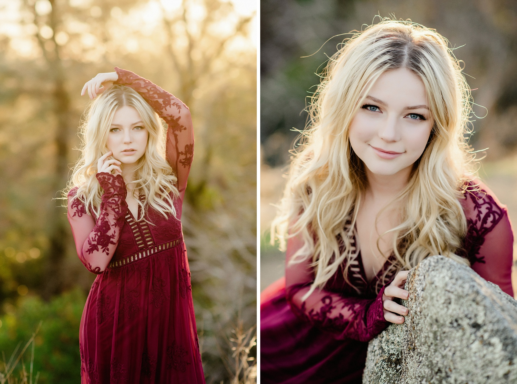 Roseville Senior Portrait Photographer - Sarah Maren Photography