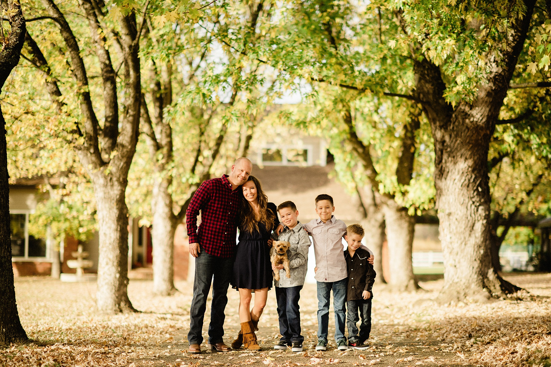 Penryn California Family Portraits - Sarah Maren Photography