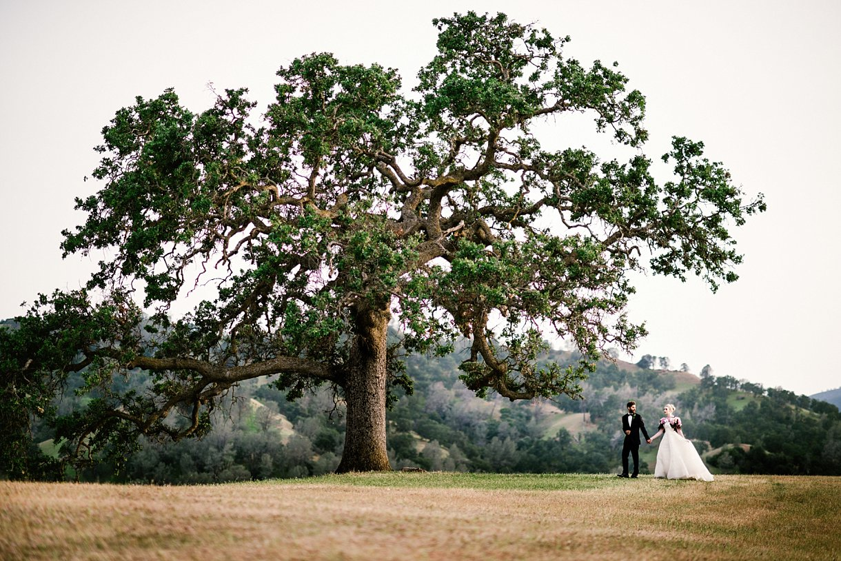 Taber Ranch Sacramento Outdoor Wedding Venue - Sarah Maren Photography