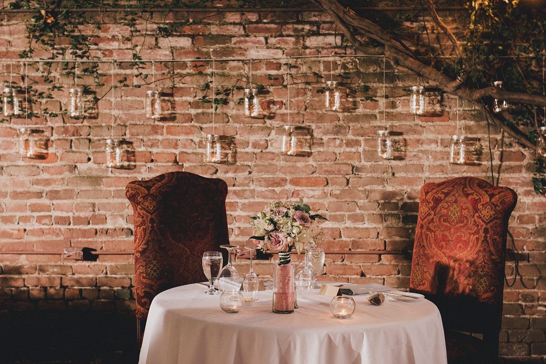 Firehouse Restaurant Wedding Photos -Sarah Maren Photography