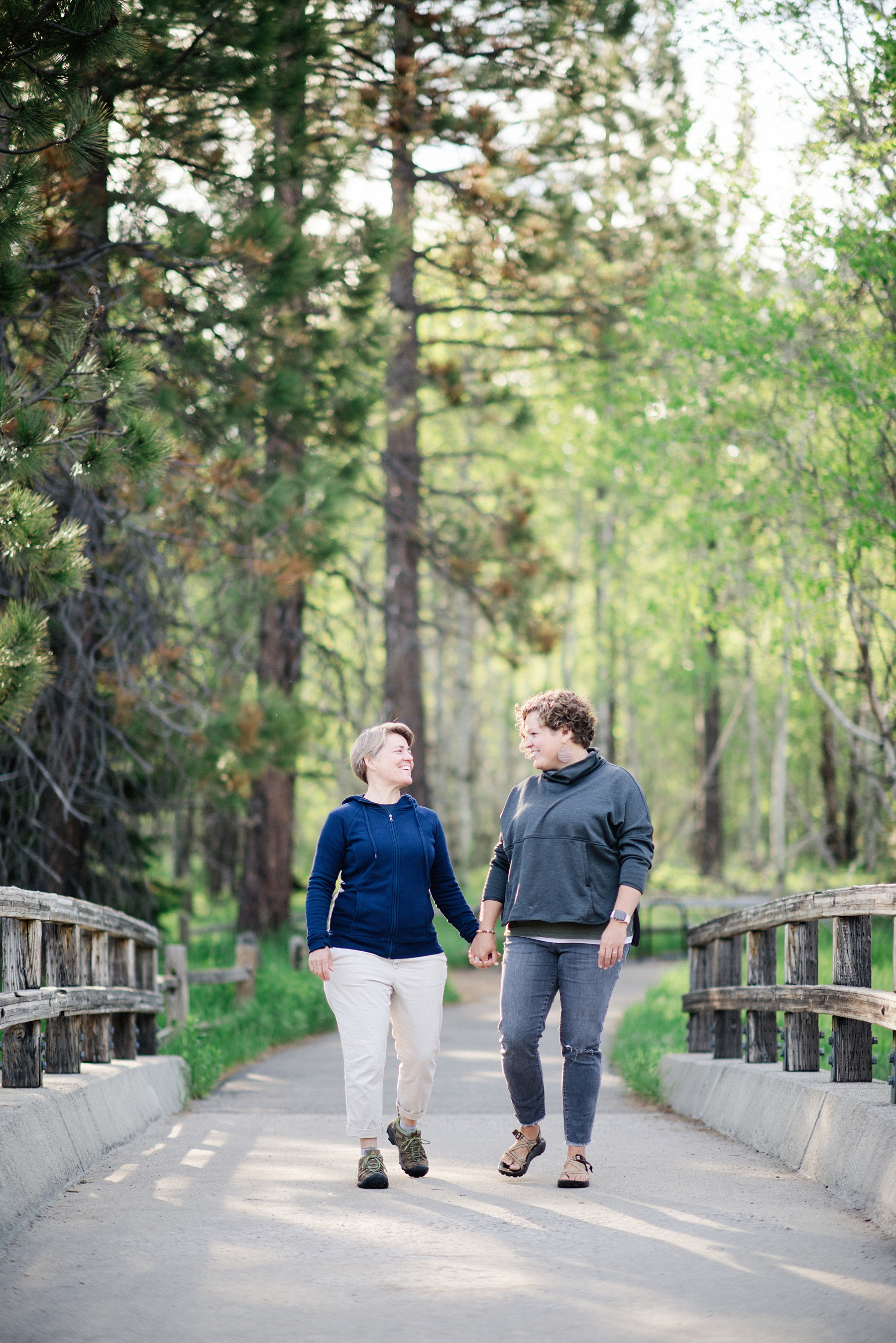 Lake Tahoe Proposal  - Sarah Maren Photography