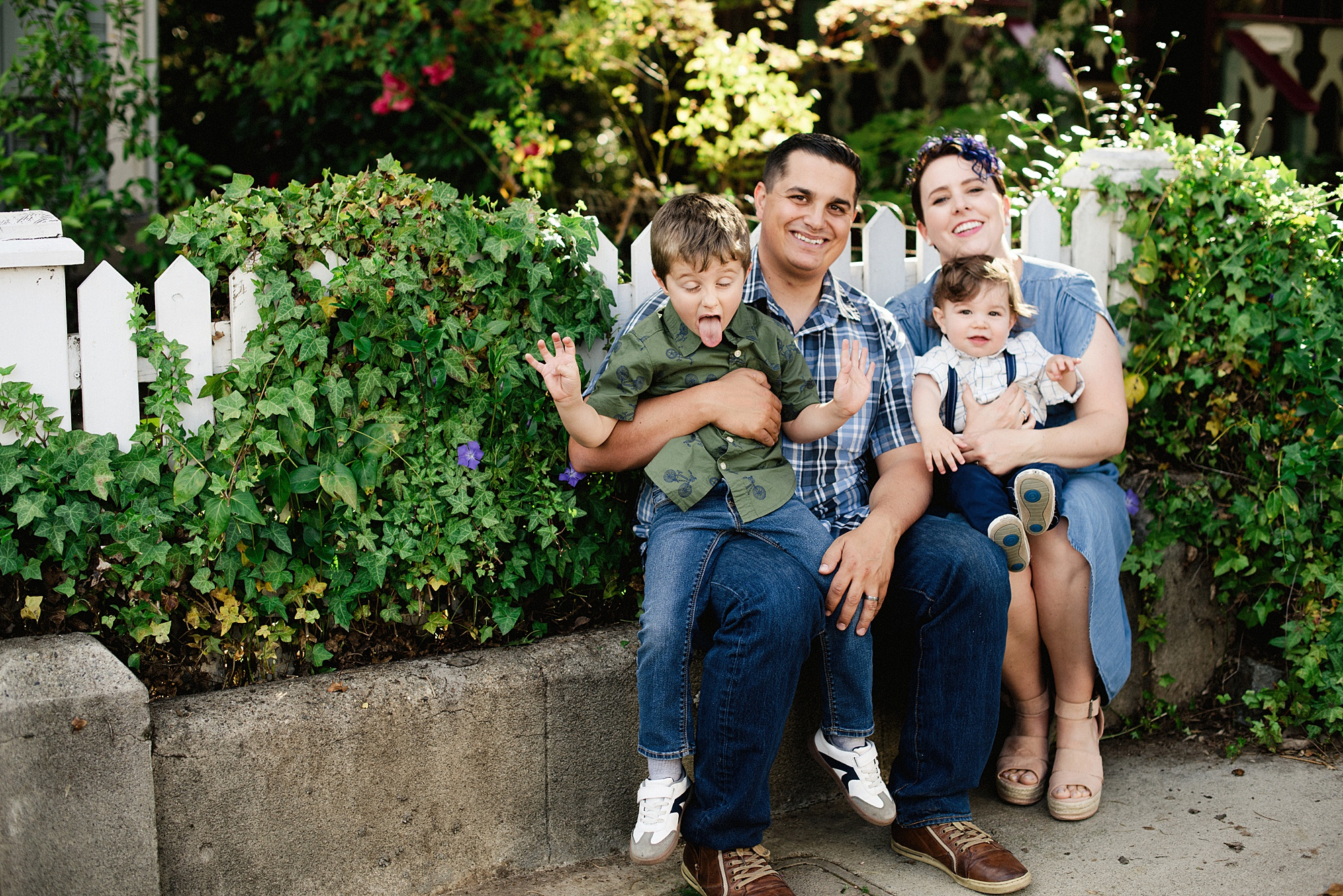 Nevada City Family Portraits by Sarah Maren Photography