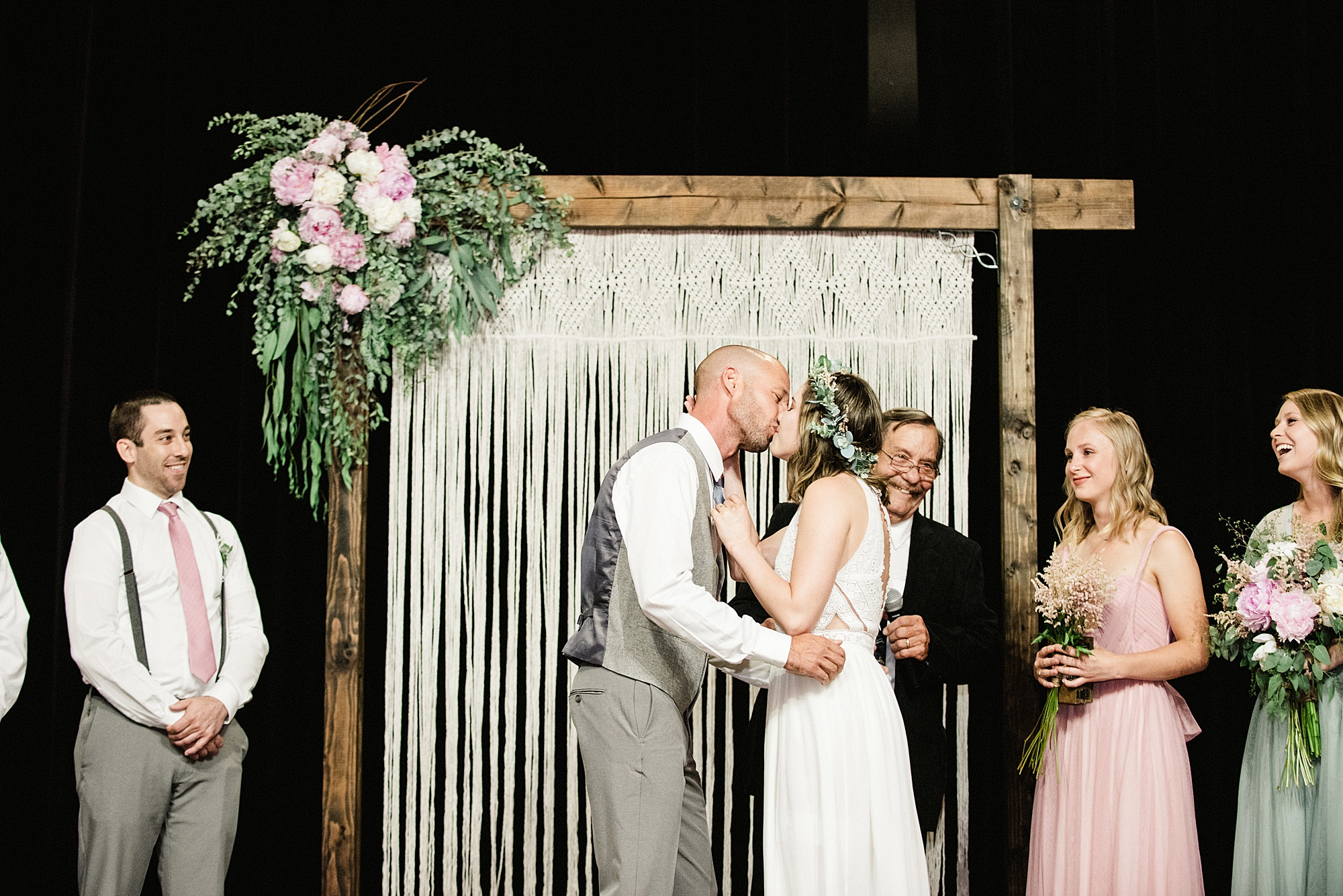 Blue Goose Event Center Wedding - Sarah Maren Photography